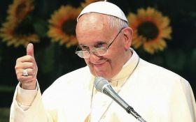 У Папы Римского уже хотят мирить украинцев с российской церковью