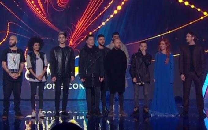 Государство Украину  на«Евровидении— 2017» представит рок-группа O.Torvald