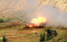 На Донбассе продолжаются интенсивные бои - боевики понесли потери