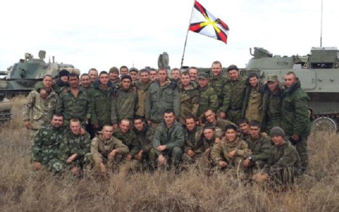 """З'явилися фото нових """"шахтарів"""" зі збройних сил Росії на Донбасі"""