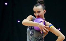 Украинская гимнастка завоевала две золотых медали на этапе Кубка мира