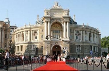 В Одессе открылся IV Международный кинофестиваль