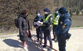 Порушення карантину в Україні: які області стали лідерами за штрафами