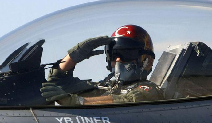 ВВС Турции в боевой готовности на случай новых вторжений РФ