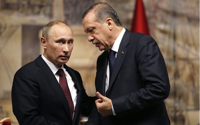 Путін і Ердоган потрібні один одному, щоб шантажувати Захід - публіцист з РФ
