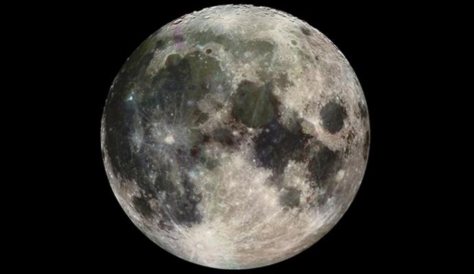 Опубликованы снятые космическими аппаратами Китая новые фото Луны