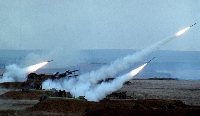 Россию обвинили в запуске баллистических ракет в Сирии