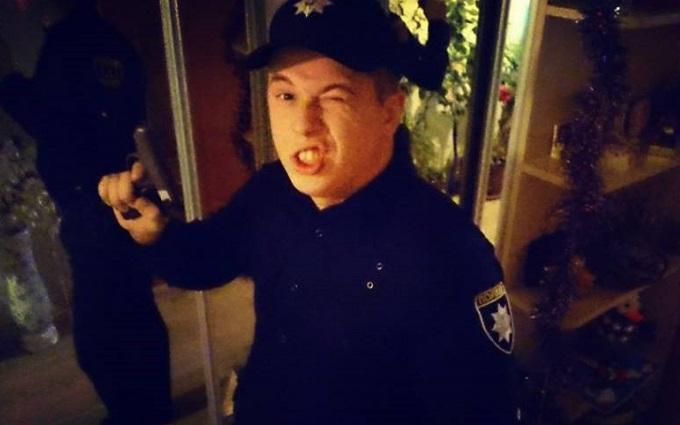 Новий сепаратистський скандал навколо поліцейського розгорається в Одесі: опубліковані фото