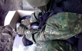Блокада Донбасса: полиция показала видео с опасной находкой