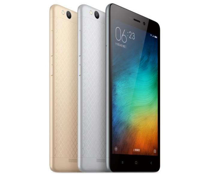 Компания Xiaomi представила 5-дюймовый смартфон Redmi 3 (1)