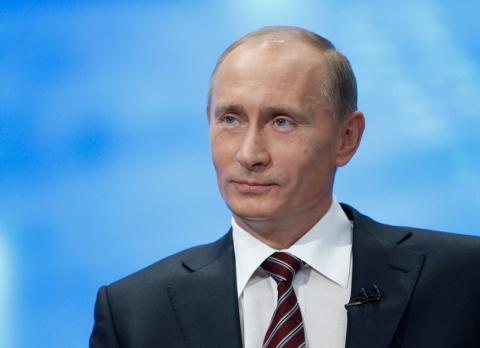 Російська економіка досягла піку кризи - Путін