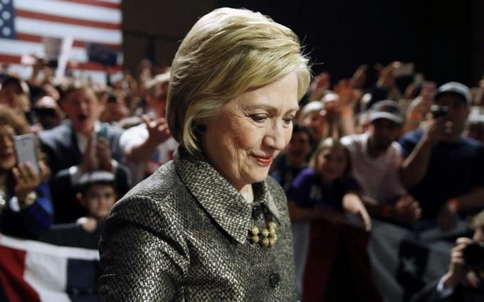 Президентські перегони в США: Клінтон обійшла Трампа