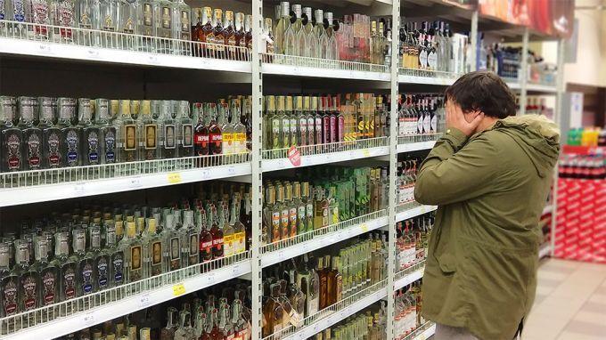 В Україні істотно подорожчав алкоголь