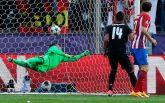 Атлетико - Реал - 2:1 Видео голов