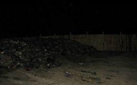 Вночі під Києвом намагалися вивантажити 20 тонн львівського сміття: опубліковані фото