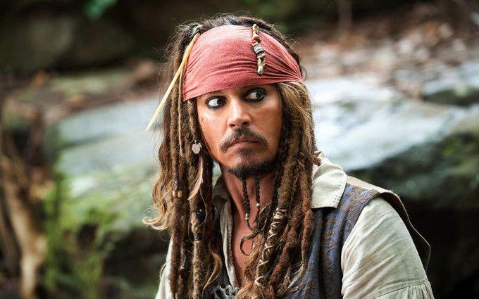 Disney позбудеться Джека Горобця з Піратів Карибського моря