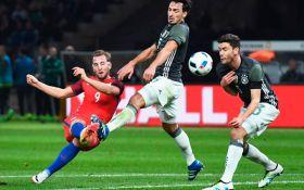 Німеччина - Англія: прогноз букмекерів, де дивитися онлайн матч