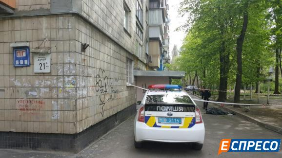 В Киеве погиб известный политолог: фото с места трагедии (1)