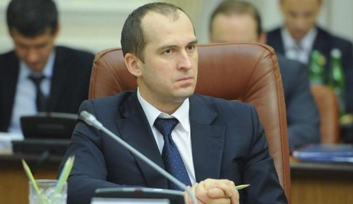 Павленко написал заявление об отставке