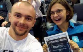 Украинские съедобные био-пакеты выиграли на международном конкурсе стартапов