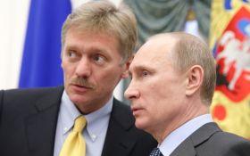 У Путіна незадоволені новим законопроектом України щодо Донбасу