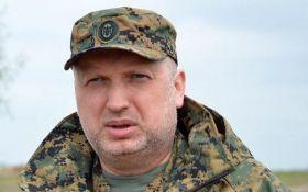 Турчинов розповів про можливість силового звільнення Донбасу
