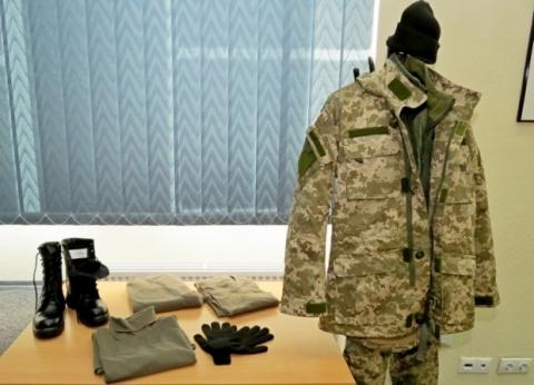 Міноборони: ЗСУ та Нацгвардія на 100% забезпечені зимовою формою одягу