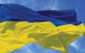 Над оккупированным Симферополем взвился флаг Украины: появились фото