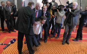 В Хорватии жестко обошлись с депутатом-фанатом Путина: появились фото