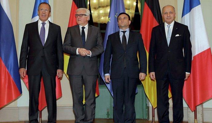 Встреча министров в нормандском формате может не состояться