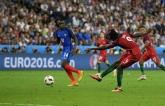 Португалия - Франция 1-0: видео золотого гола Евро-2016