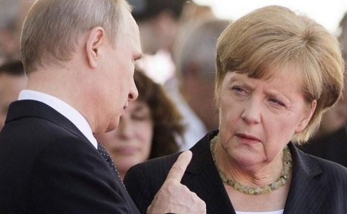 ЗМІ: Німеччина визнала Росію стратегічним суперником