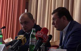 """Луценко розповів про хід операції зі знищення """"бурштинової мафії"""""""