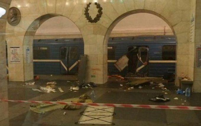 Взрыв в метро Петербурга: появилась новая неожиданная версия