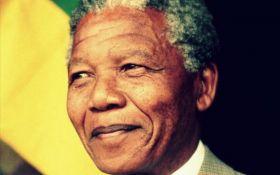 Украинские артисты поздравили с Всемирным Днем Нельсона Манделы
