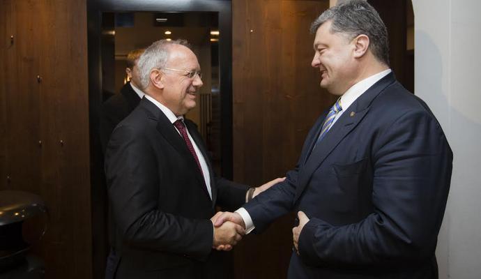 Швейцария предоставит Украине $200 млн