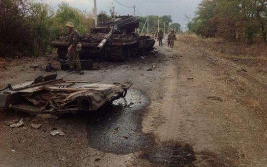Полковник Стеблюк: У нас давно немає сумнівів, хто винен в Іловайській трагедії