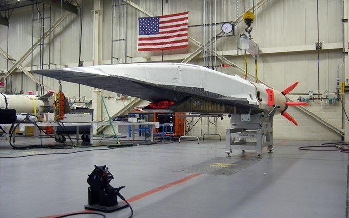 США создает собственную гиперзвуковую ракету за миллиард долларов