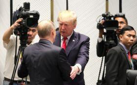 Трамп пояснив, чому Путін не задоволений його політикою
