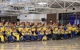 Первые герои Паралимпиады-2016 вернулись в Украину: опубликованы фото и видео