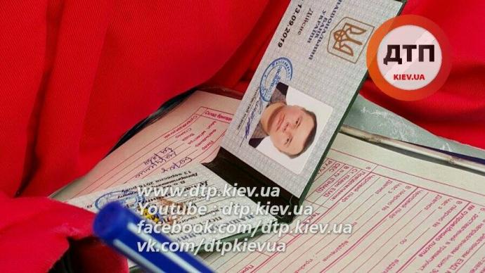 Співробітник Нацбанку в Києві загинув в ДТП: опубліковані фото (1)