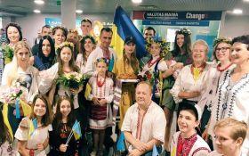 Тина Кароль спела гимн Украины в латвийском аэропорту опубликовано видео