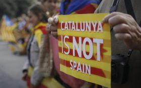 Каталония сделала шаг к отделению от Испании