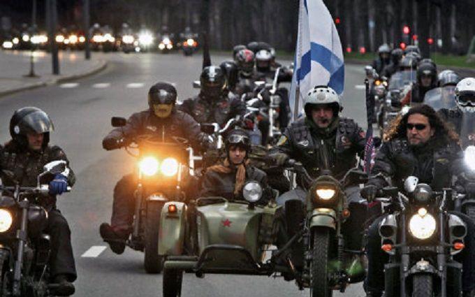 ВМВД Грузии нестали говорить опричинах задержания байкеров «Ночных волков»