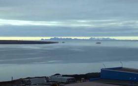 Российский вертолет потерпел крушение недалеко от Норвегии