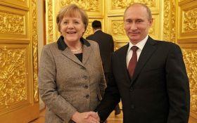 Путін їде до Меркель, щоб обговорити Україну