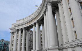 МИД Украины просит ОБСЕ продлить мандат миссии на Донбассе