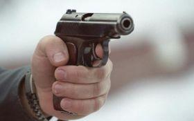 У центрі Києва сталася стрілянина, є поранений