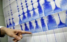 Землетрясение в Украине: появились первые видео