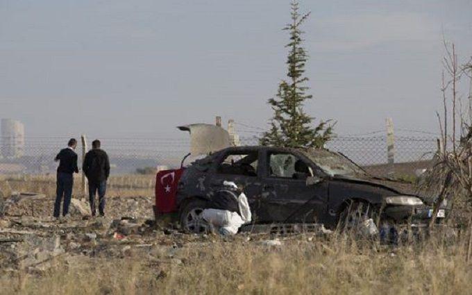Вибух двох смертників в турецькій столиці: з'явилися фото і відео